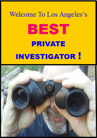 BEST PRIVATE DETECTIVE IN SOCAL